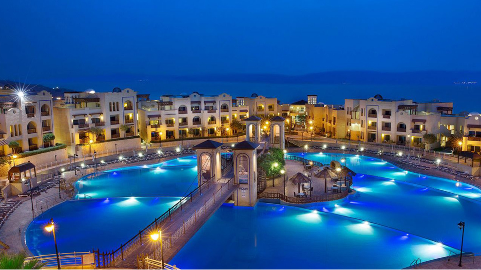 project CROWNE PLAZA HOTEL AND SPA - DEAD SEA picture