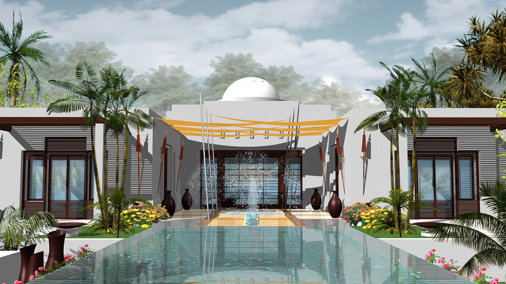 project ROYAL RESORT AND SPA picture