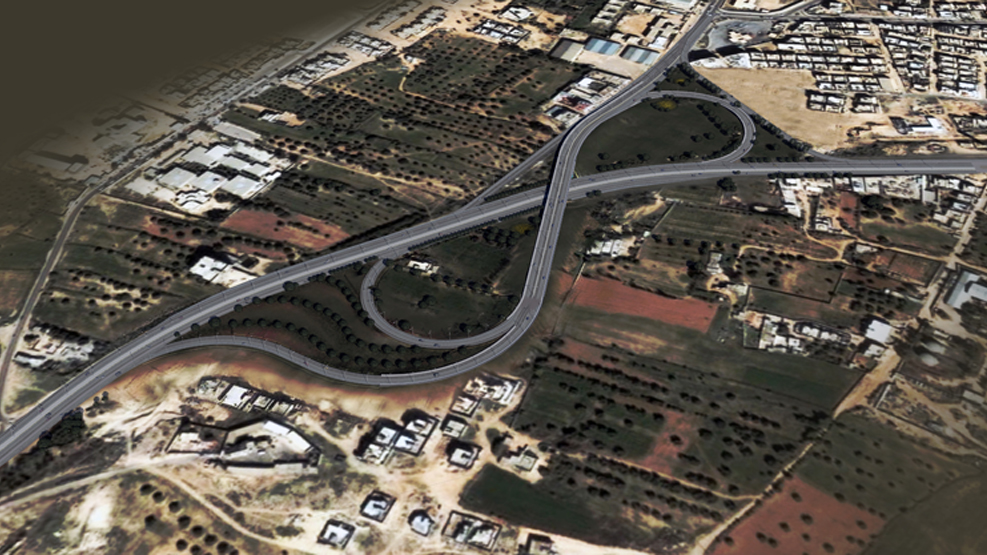 AL-KHUMS INTERCHANGE