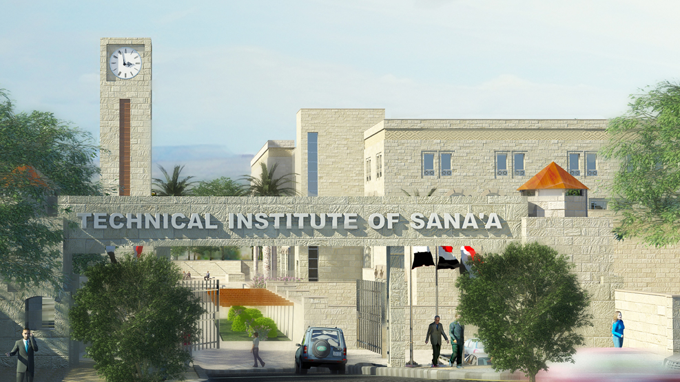 TECHNICAL INSTITUTE OF SANA'A