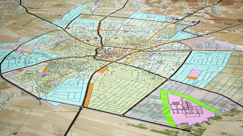 project URBAN REGENERATION AND TOURISM DEVELOPMENT FOR THE CITY OF MADABA picture