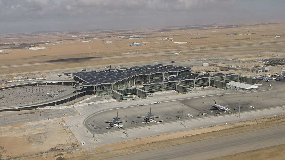 project UPGRADE AND RENOVATION OF QUEEN ALIA INTERNATINAL AIRPORT - PHASE I picture
