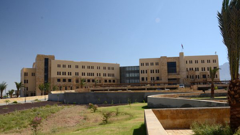 project THE DIRECTORATE BUILDING OF ASEZA picture