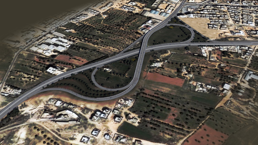 project AL-KHUMS INTERCHANGE picture