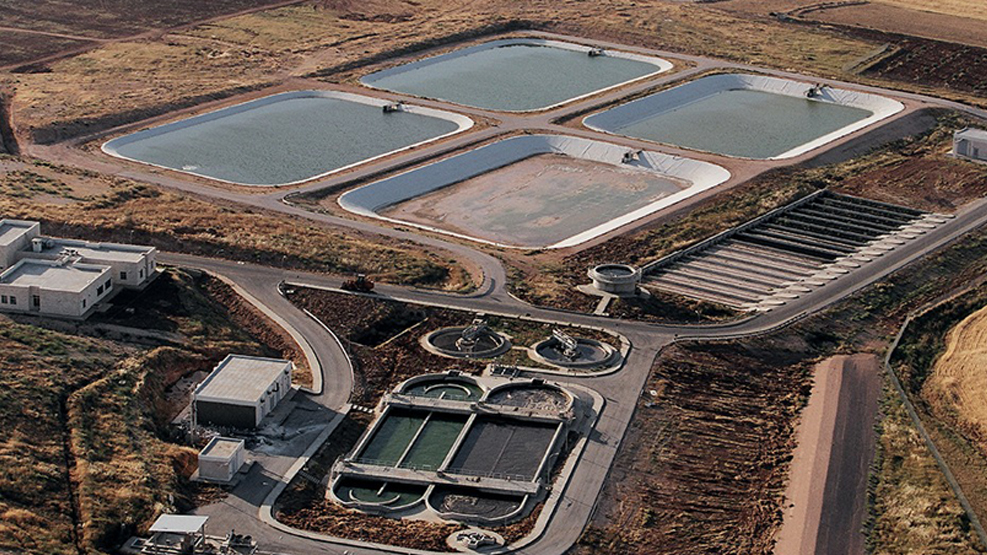 project WADI HASAN WASTEWATER TREATMENT PLANT picture