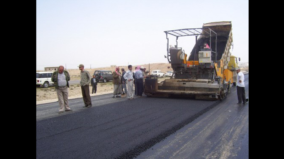 project IMPROVEMENT OF DIER ABI SAEED ROADS picture
