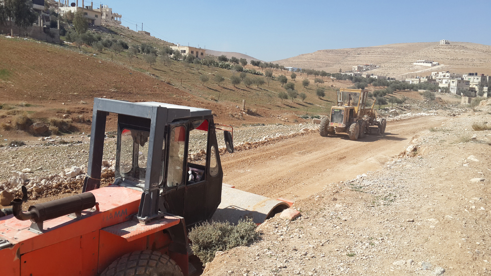 project ZARQA-BIRAYN ROAD picture